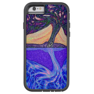 Tree of Life Water's Reflection features a tree of iPhone 6 Case