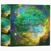 Tree of Life Wellness Binder (<em>$24.15</em>)