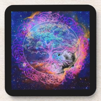 Tree of Life Wellness Coaster
