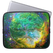 Tree of Life Wellness Laptop Sleeve (<em>$31.65</em>)