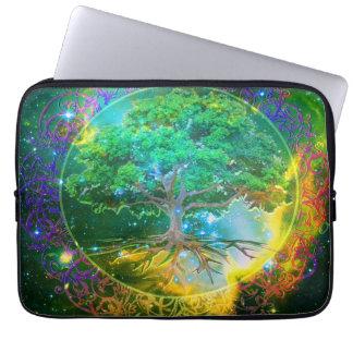 Tree of Life Wellness Laptop Sleeve