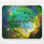 Tree of Life Wellness Mouse Pad (<em>$11.60</em>)