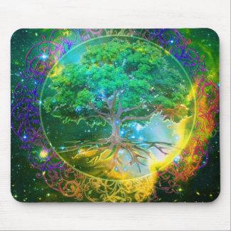 Tree of Life Wellness Mouse Pad
