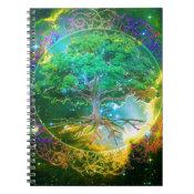Tree of Life Wellness Notebook (<em>$13.70</em>)