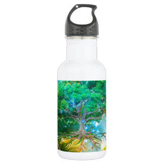 Tree of Life Wellness Water Bottle