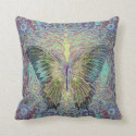 Tree of Life with Butterfly Throw Pillow (<em>$31.35</em>)