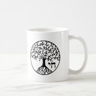 Tree of Life with CHAI Coffee Mug