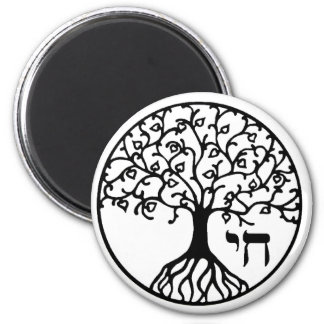 Tree of Life with CHAI Magnet