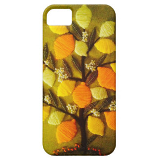 Tree of Life with Citrus Fruit iPhone SE/5/5s Case