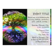 Tree of Life with Rainbow Heart Card (<em>$2.90</em>)