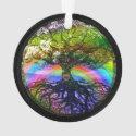Tree of Life with Rainbow Heart Ornament (<em>$13.70</em>)