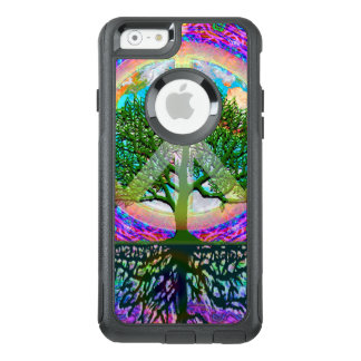 Tree of Life World Peace OtterBox iPhone 6/6s Case