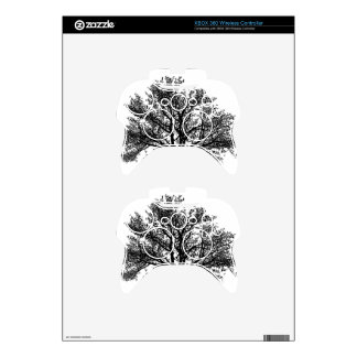 Tree of Life Xbox 360 Controller Skins