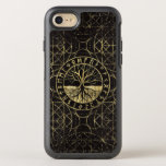 Tree of life  -Yggdrasil and  Runes OtterBox Symmetry iPhone 8/7 Case