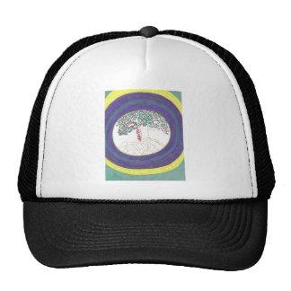 Tree of Light Trucker Hat