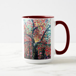 Tree of Light mug