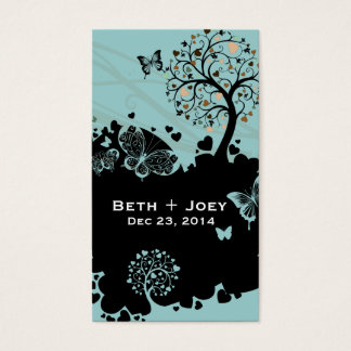 Tree of Love Business Card