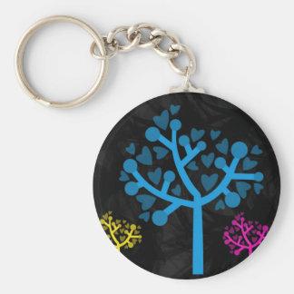 Tree of Love Keychain