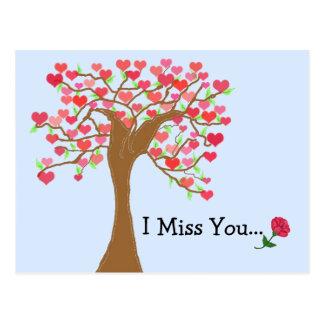 Tree of Love Postcards