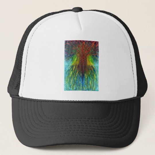 Tree Of Oblivion Trucker Hat