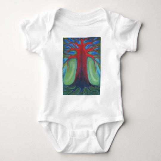 Tree Of Quiet Baby Bodysuit