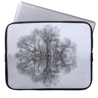 Tree of Reflection Laptop Soft Sleeve Laptop Computer Sleeve