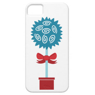 Tree of Roses with bow iPhone SE/5/5s Case