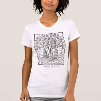 Tree of Science 1515 AD T-Shirt