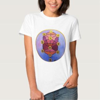 Tree of Sephirot Tee Shirt