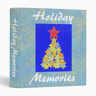 Tree of Stars holiday binder