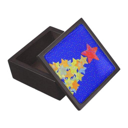 Tree of Stars Premium Keepsake Boxes