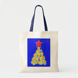 Tree of Stars tote bag