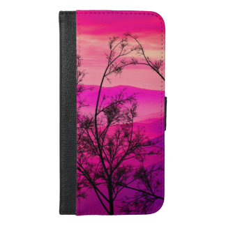 Tree of the Forest   Beauty of Nature iPhone 6/6s Plus Wallet Case