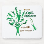 Tree One Ancestor Mouse Pad