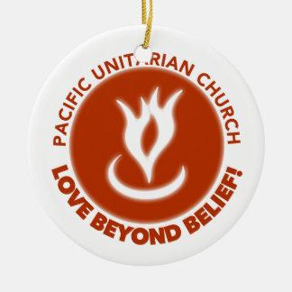 Tree Ornament - Love Beyond Belief!
