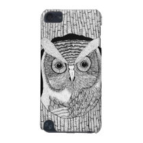 Tree Owl Art iPod Touch (5th Generation) Cover