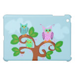 Tree Owl IPad Case