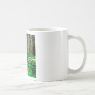 Tree Parsnip Quaking Aspen Colorado Coffee Mug