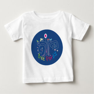 Tree Party Baby T-Shirt