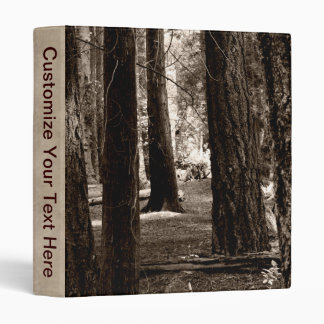 TREE PATH 3 RING BINDER