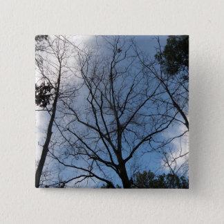 Tree Pinback Button