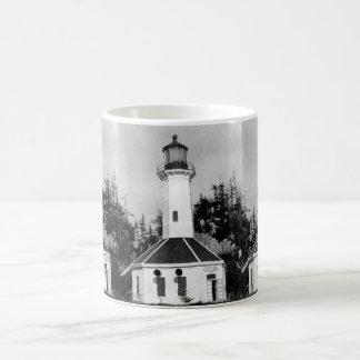 Tree Point Lighthouse Coffee Mug
