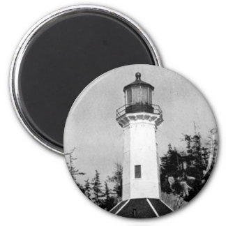 Tree Point Lighthouse Magnet