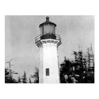 Tree Point Lighthouse Postcard