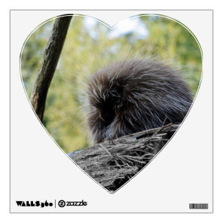 Tree Porcupine Wall Decal