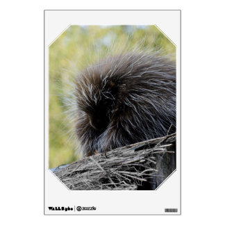 Tree Porcupine Wall Sticker