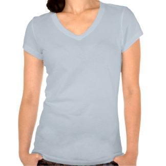Tree Pose - Yoga Tshirt for Women (v-neck)
