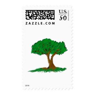 tree postage