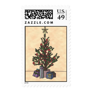 Tree, Stamps