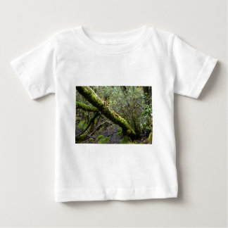 TREE RAINFOREST MT FIELD NATIONAL PARK TASMANIA BABY T-Shirt